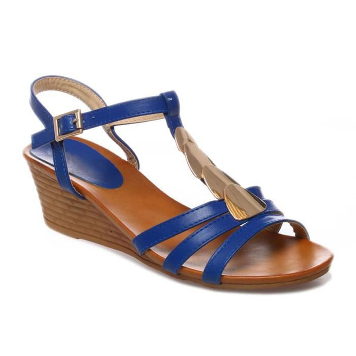 Chaussure Compensee La Modeuse