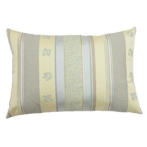 Scatterbox 40 x 60 cm merry go coussin rond bleu achat for Housse coussin rond 40 cm