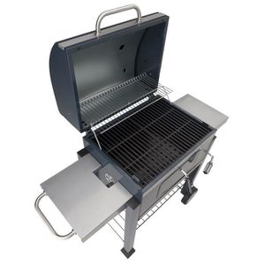 Barbecue couvercle charbon achat vente barbecue couvercle charbon pas che - Barbecue landmann charbon ...