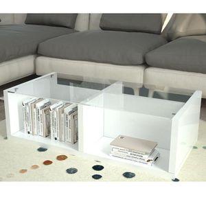 Sofa finlandek salon for Finlandek meuble tv mural katso 160 cm coloris blanc et noir