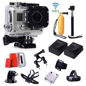CAMÉSCOPE NUMÉRIQUE camescope SJ5000 Action Sport Caméra HD1080P 20MP