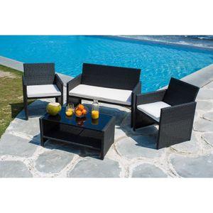 meubles exterieur resine