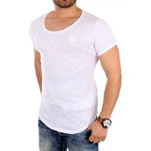 T-SHIRT Tee shirt Rerock 1944 Blanc