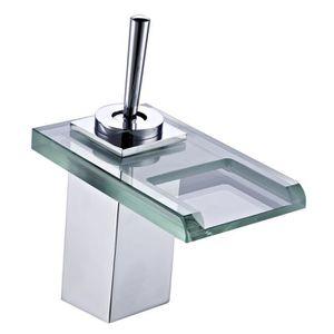 ROBINETTERIE SDB ROUSSEAU Mitigeur lavabo Lamellaire chrome
