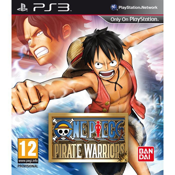 one piece pirate warriors jeu console ps3 achat. Black Bedroom Furniture Sets. Home Design Ideas