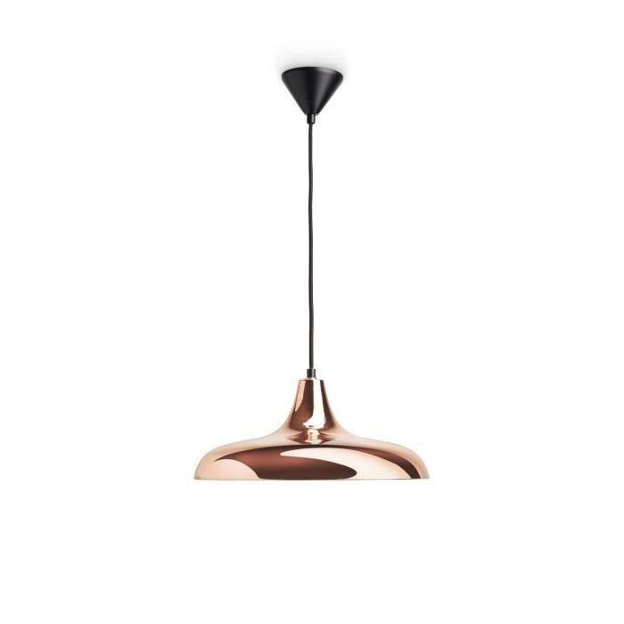 suspension cuivre achat vente suspension cuivre pas cher les soldes sur cdiscount cdiscount. Black Bedroom Furniture Sets. Home Design Ideas