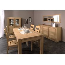 Table Rectangulaire Olympe Ch Ne Achat Vente Table