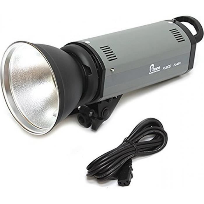 Flash variable 220v k 600 600w professionnel achat vente flash cdiscount - Ventes flash cdiscount ...