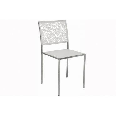 Chaises blanches les bons plans de micromonde - Chaises blanches design ...