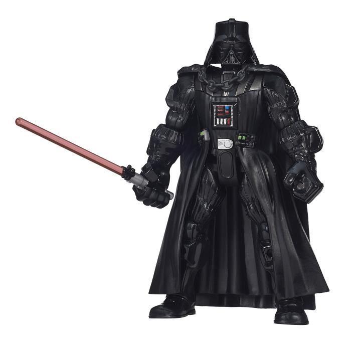 Star wars vii figurine hero mashers dark vador achat - Personnage star wars 7 ...