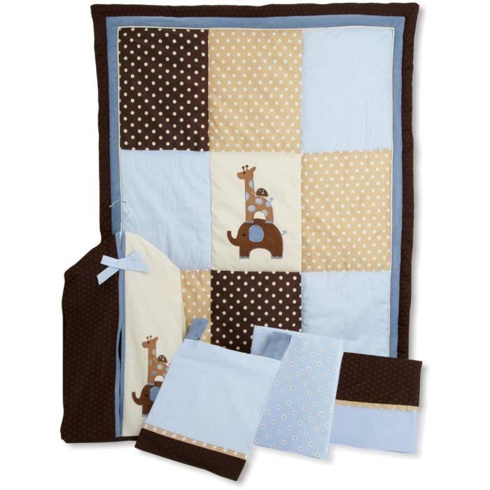 ensemble de literie luxe pour enfants pack de achat vente parure de lit b b. Black Bedroom Furniture Sets. Home Design Ideas