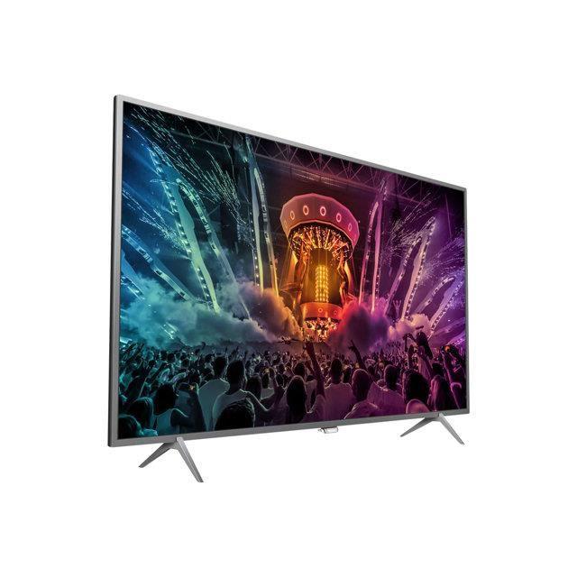 Téléviseur LED PHILIPS 55PUS6401 TV LED Ambilight UHD 4K 139cm (5