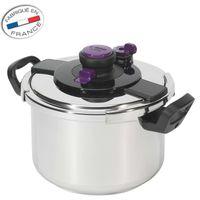 maison cuisson seb clipso one violet ltous feux dont induction f  sebp