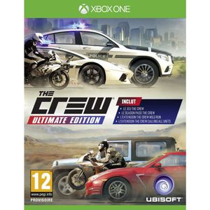 JEUX XBOX ONE The Crew Ultimate Greatest Hits Jeu Xbox One