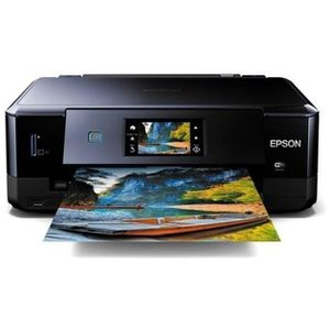 Imprimante multifonction 3 en 1 jet d'encre Wi-Fi - Impression, numérisation et copie - Résolution d'impression 5760 x 1440 dpi -Vitesse d'impression : 32 Pages/min Couleur (papier ordinaire), 32 Pages/min Monochrome (papier ordinaire) - Connexions Wi-Fi,