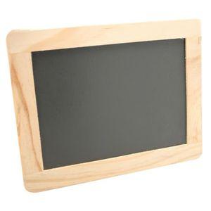 tableau ardoise noir achat vente tableau ardoise noir pas cher cdiscount. Black Bedroom Furniture Sets. Home Design Ideas