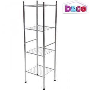 colonne de rangement metal achat vente colonne de rangement metal pas cher cdiscount. Black Bedroom Furniture Sets. Home Design Ideas