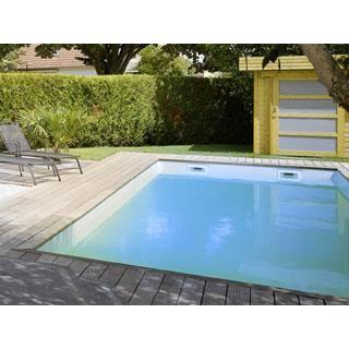 Piscine bois achat vente piscine piscine bois cdiscount for Piscine bois occasion