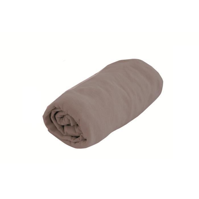 drap housse b b gris achat vente drap housse matelas 3120760036402 cdiscount. Black Bedroom Furniture Sets. Home Design Ideas