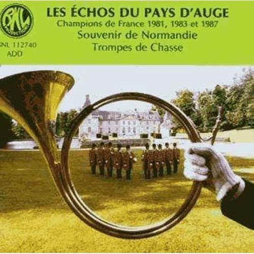 Normandie echos du pays d 39 auge trompes de c achat cd cd musique du - Journal du pays d auge ...