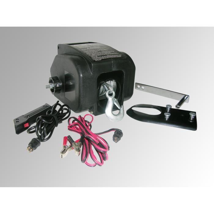 treuil lectrique 12 volts capacit 1 tonne f achat vente treuil auto treuil lectrique. Black Bedroom Furniture Sets. Home Design Ideas