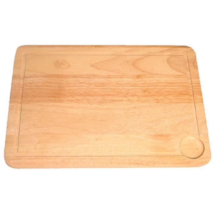 planche d couper en bois sans manche achat vente planche a d couper planche. Black Bedroom Furniture Sets. Home Design Ideas
