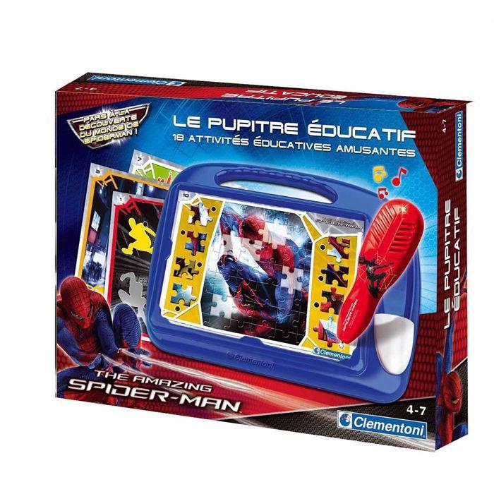 Le pupitre educatif spiderman 4 achat vente console - Les jeux de spiderman 4 ...