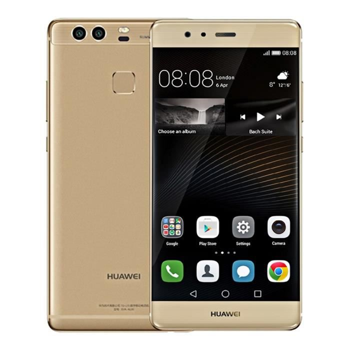 huawei p9 plus smartphone d bloqu 4g 64 go or achat smartphone pas cher avis et meilleur. Black Bedroom Furniture Sets. Home Design Ideas