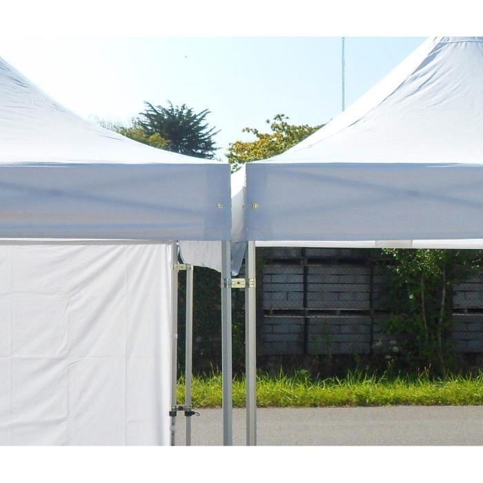 Goutti re 4 m pour tente pliante de r ception chapiteau barnum achat vente tonnelle barnum - Tente de reception brico depot ...