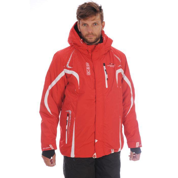 blouson de ski homme geographica achat vente blouson manteau blouson de ski geographical. Black Bedroom Furniture Sets. Home Design Ideas