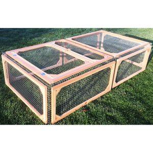 Enclos pour tortue achat vente enclos pour tortue pas for Parc a lapin exterieur