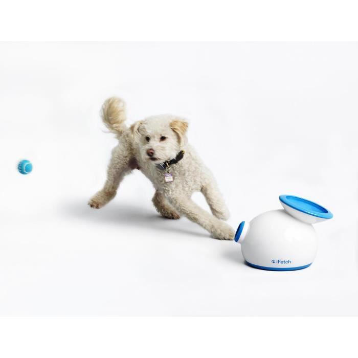 Ifetch lanceur de balles automatique pour chiens achat vente jouet ifetch lanceur de - Lanceur de balle pour chien automatique ...