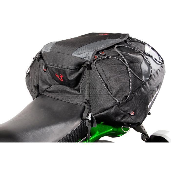 sacoche de selle moto sw motech cargobag 50 litres achat vente kit de fixation sacoche de. Black Bedroom Furniture Sets. Home Design Ideas