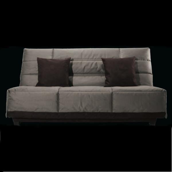 banquette clic clac john couleur chanvre achat vente. Black Bedroom Furniture Sets. Home Design Ideas