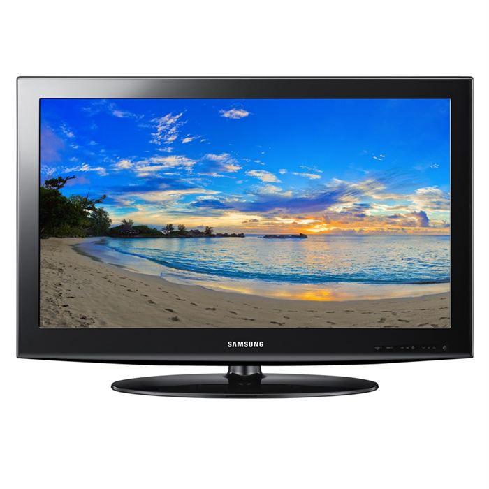 samsung 32d403 lcd tv t l viseur led prix pas cher. Black Bedroom Furniture Sets. Home Design Ideas