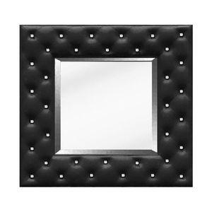 Miroir capitonne achat vente miroir capitonne pas cher for Miroir 100x100