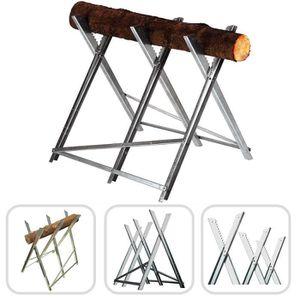 Chevalet pour couper bois achat vente chevalet pour - Chevalet de sciage ...