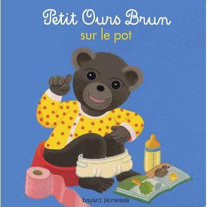 petit ours brun sur le pot achat vente livre 232 le bour diane barbara bayard jeunesse