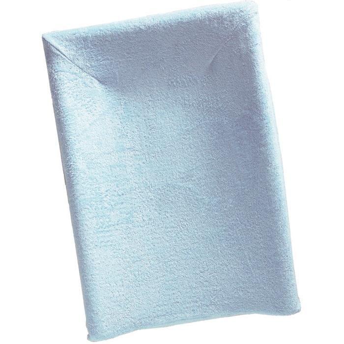 babycalin housse de matelas langer 50x70 cm bleu achat. Black Bedroom Furniture Sets. Home Design Ideas