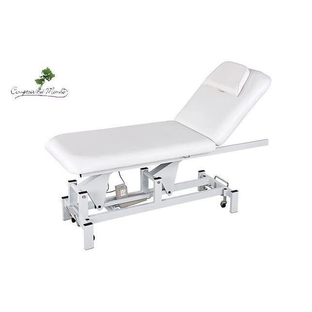 Table soins electrique 1 moteur 2 plans achat vente - Table electrique osteopathie occasion ...