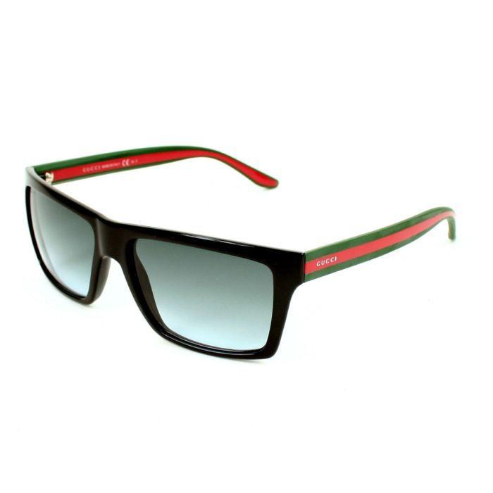 gucci gg1013s 51npt noir achat vente lunettes de. Black Bedroom Furniture Sets. Home Design Ideas