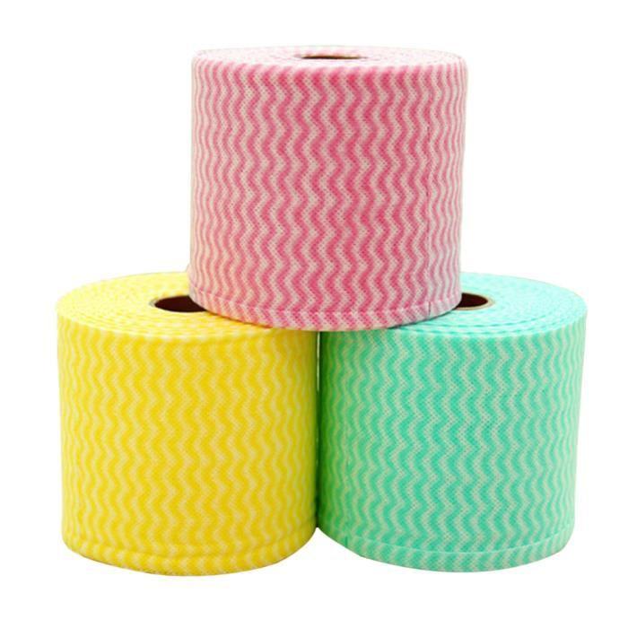 Coton tissu amovible nettoyage jetable serviette de visage for Nettoyage a sec canape tissu