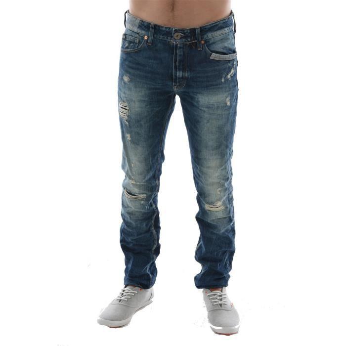 pret a porter derniers arrivages jeans japan rags  carl bleu f mp