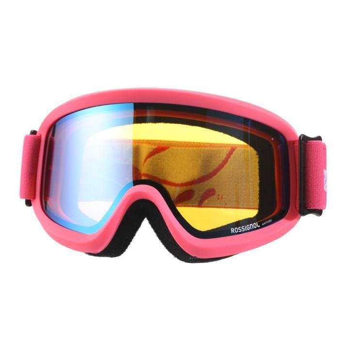 rossignol masque ski ace w femme prix pas cher cdiscount. Black Bedroom Furniture Sets. Home Design Ideas