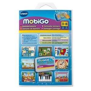 des jeux Mobigo téléchargés sur Explor@park 100 jeux Mobigo