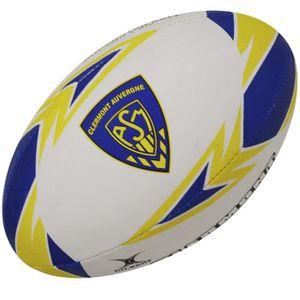 BALLON DE RUGBY GILBERT Ballon de Rugby ASM Clermont RGB