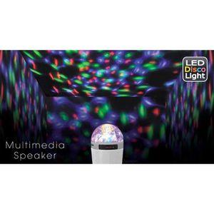 ENCEINTES Mini Speaker ou Enceinte Portable Led Disco
