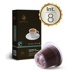 30 Tarrazu Forte Capsules Compatibles Nespresso