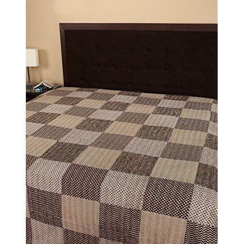 Draps de lit mobilier de maison couvre lit imprim et - Ensemble draps lit double ...