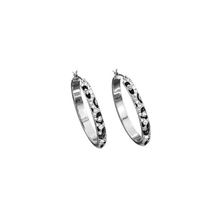 boucles d 39 oreilles guess bijoux cr oles achat vente. Black Bedroom Furniture Sets. Home Design Ideas